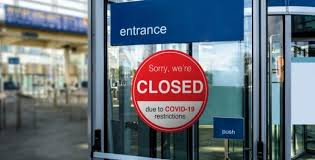 Business Closed-covid 19